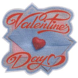 S-4641 Valentine's Day Patch