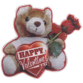 S-4644 Happy Valentine's Day Patch