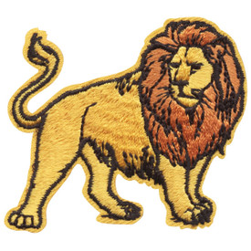 S-4655 Lion Patch