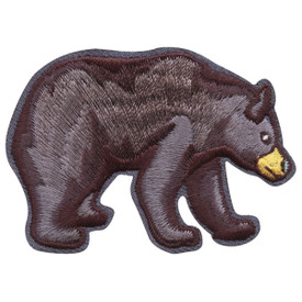 S-4656 Black Bear Patch