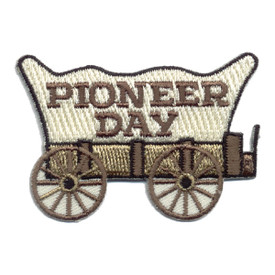 S-0395 Pioneer Day Patch