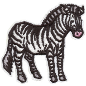 S-4665 Zebra Patch