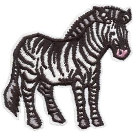 S-4665 Zebra Patch