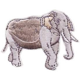 S-4673 Elephant Patch