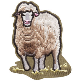 S-4677 Sheep Patch