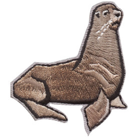 S-4678 Sea Lion Patch