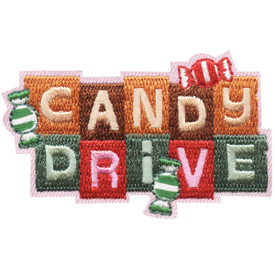 S-4697 Candy Drive Patch