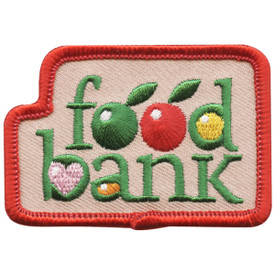 S-4704 Food Bank Patch