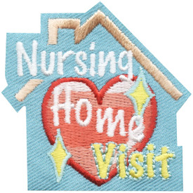 S-4705 Nursing Home Visit Patch