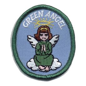 S-0406 Green Angel