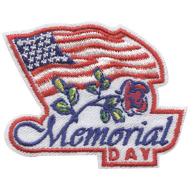 S-4713 Memorial Day Patch