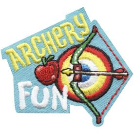 S-4715 Archery Fun Patch