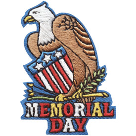 S-4723 Memorial Day Patch
