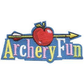 S-4724 Archery Fun Patch