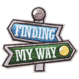 S-4726 Finding My Way Patch