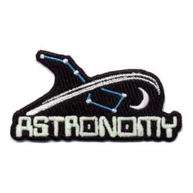 S-0408 Astronomy (Glow-In-Dark) Patch