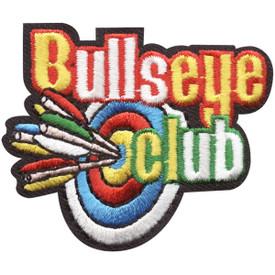 S-4732 Bullseye Club Patch
