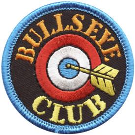 S-4741 Bullseye Club Patch