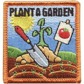 S-4750 Plant a Garden Patch