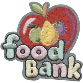 S-4753 Food Bank Patch