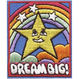 S-4762 Dream Big Patch
