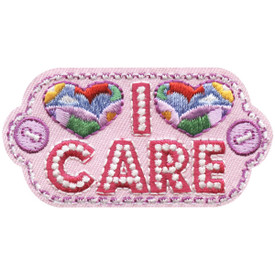 S-4763 I Care Patch