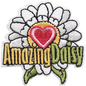 S-4772 Amazing Daisy Patch