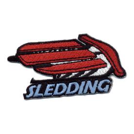 S-0412 Sledding Patch