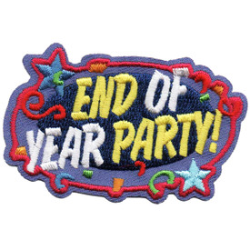 S-4782 End of the Year Party Patch