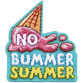 S-4783 No Bummer Summer Patch