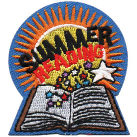 S-4784 Summer Reading Patch