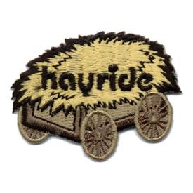 S-0413 Hayride - Hay On Wagon