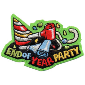 S-4792 End of the Year Party Patch