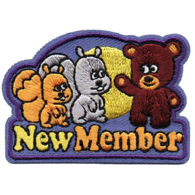S-4799 New Member Patch