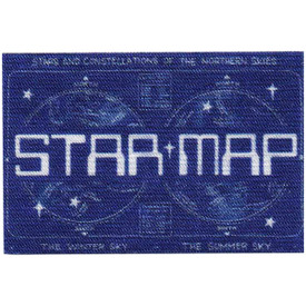 S-4801 Star Map Patch