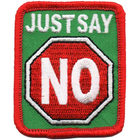 S-4809 Just Say No Patch