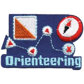 S-4810 Orienteering Patch