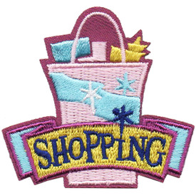 S-4811 Shopping Patch