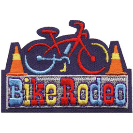 S-4812 Bike Rodeo Patch