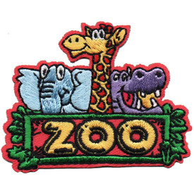 S-4818 Zoo Patch