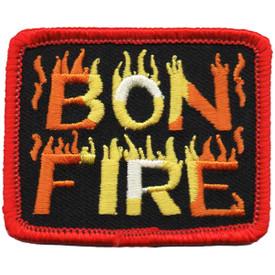 S-4822 Bonfire Patch
