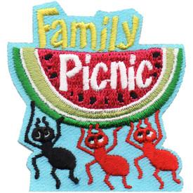 S-4823 Family Picnic Patch