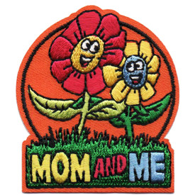 S-4826 Mom and Me Patch