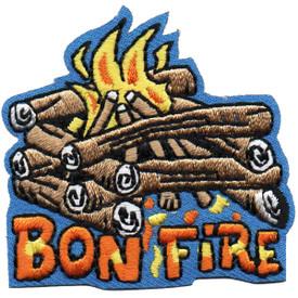 S-4827 Bonfire Patch