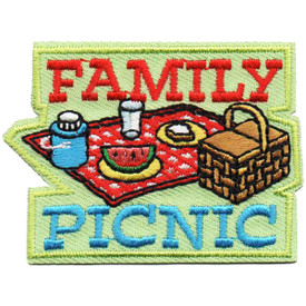 S-4828 Family Picnic Patch