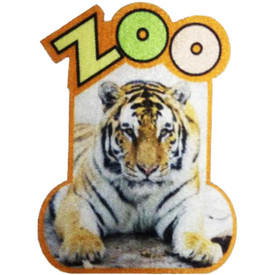 S-4833 Zoo (Tiger) Patch