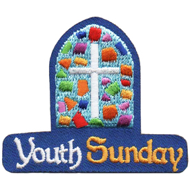 S-4844 Youth Sunday Patch