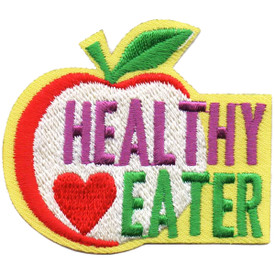 S-4860 Healthy Eater Patch
