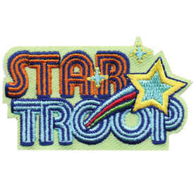 S-4862 Star Troop Patch