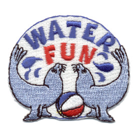 S-0422 Water Fun Patch